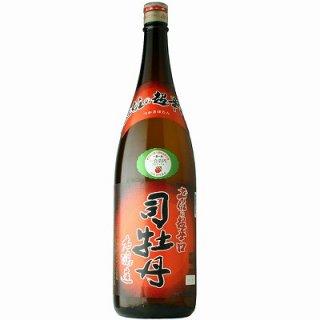 【日本酒】 司牡丹 本醸造 土佐の超辛口 1800ml