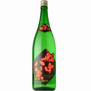 【日本酒】 司牡丹 純米 船中八策 超辛口 1800ml