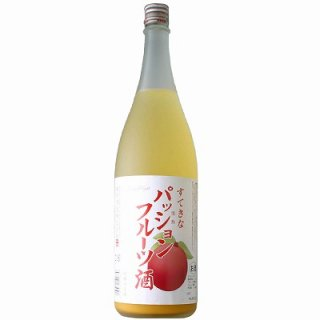 【和りきゅーる】すてきな パッションフルーツ酒  1800ml