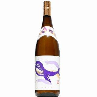 【芋焼酎】くじらのボトル 綾紫 白麹 1800ml