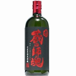 【芋焼酎】赤 蔵の師魂 720ml