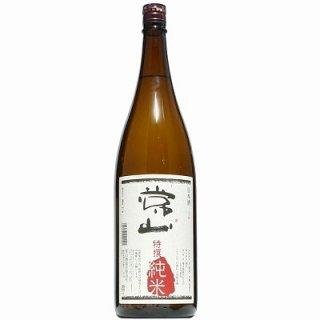 【日本酒】常山 特撰純米 1800ml