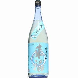 【日本酒】来福 純米吟醸 夏の酒 1800ml