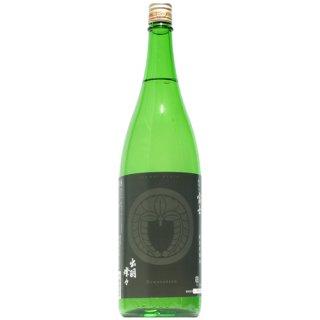 【日本酒】松嶺の富士 家紋ラベル 純米吟醸 出羽燦々 1800ml