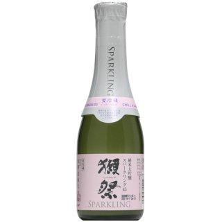 【日本酒】獺祭 純米大吟醸 スパークリング45 180ml(発泡にごり酒)