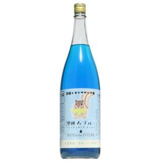 【和りきゅーる】SOUR to the FUTURE 沖縄んブルー 1800ml【コンクタイプ】