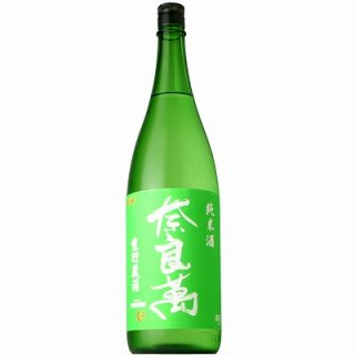 【日本酒】奈良萬 純米 夏 生貯蔵酒 1800ml