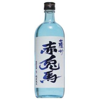 【芋焼酎】薩州 赤兎馬 20度 ブルー 720ml 【店頭限定】