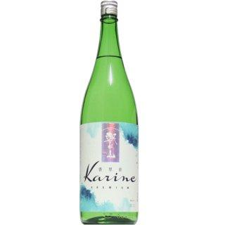 【日本酒】朝日山 香里音 プレミアム 純米 1800ml