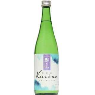 【日本酒】朝日山 香里音 プレミアム 純米 720ml