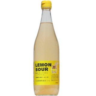 【ノンアルコール】SOUR to the FUTURE 国産レモンサワーの素 720ml【和りきゅーる】