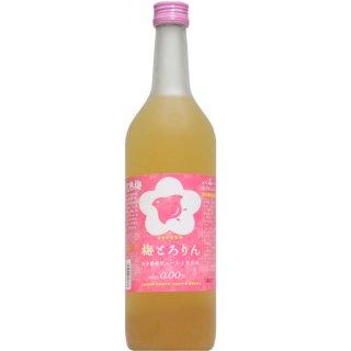 【ノンアルコール梅酒】フリーダ 梅とろりん 720ml【和りきゅーる】