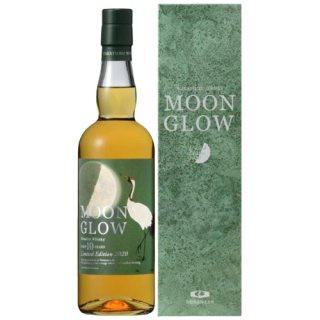 【ウイスキー】MOON GLOW Limited Edition 2020  700ml 荷予定
