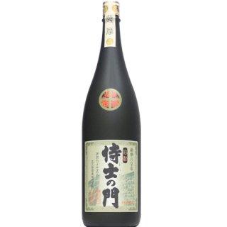 【芋焼酎】侍士の門 1800ml
