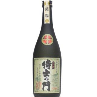 【芋焼酎】侍士の門 720ml(専用化粧箱付き)