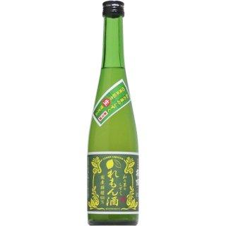 【和りきゅーる】萩乃露 和の果のしずく 10周年記念 生・れもん酒 500ml