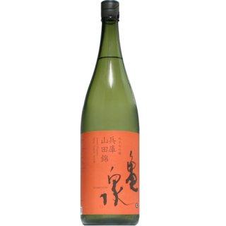 【日本酒】亀泉 純米大吟醸 山田錦 生 1800ml