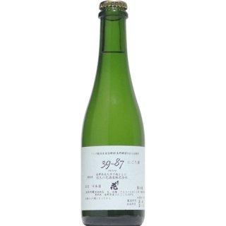 【日本酒】佐久の花 純米吟醸 39-87 うすにごり 375ml