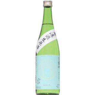 【日本酒】松嶺の富士 家紋ラベル 純米吟醸 からくち 生 720ml