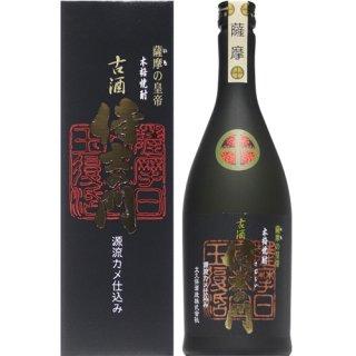 【芋焼酎】侍士の門 古酒 720ml 専用化粧箱付
