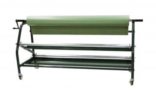 巻き取り機M(体育館シート137cm用)