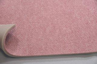 PUFパンチカーペット/ピンク/幅91cm カット販売