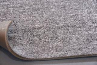 PUFパンチカーペット/ホワイトシルバー/幅182cm カット販売