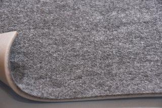 PUFパンチカーペット/ミディアムグレー/幅182cm カット販売