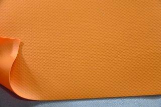 カラー体育館シートB35オレンジ(50m巻)