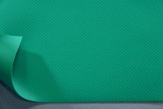 カラー体育館シートB35エメラルドグリーン(50m巻)
