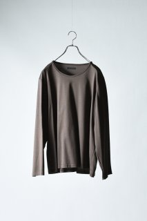 Cotton 01 Cut Sew charcoal