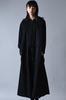 Wool Gabardine LS 01 Jumpsuit