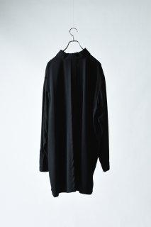 Wool Gabardine Liberty Big Shirt