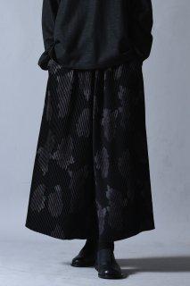 Flower Pleats 袴 Pants