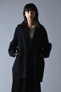 Wool Gabardine Single Jacket