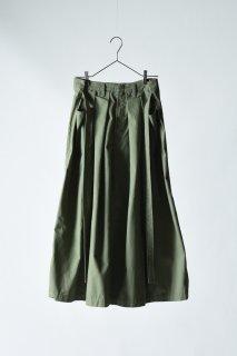 Bio Wash Army Cloth KIMONO Pants