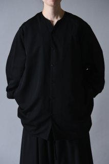 Wool Gabardine 01 Rapel Shirt