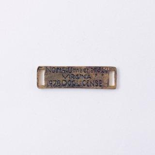 アンティークゴールドピューターパーツ AC447(1個入り)