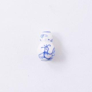 陶玉ビーズ ひょうたん(1個入り)
