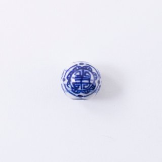染付ビーズ AC931(1個入り)