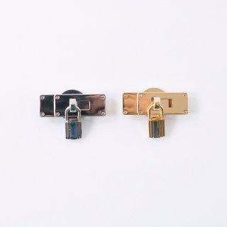 飾りマグネット金具 錠(1個入り)