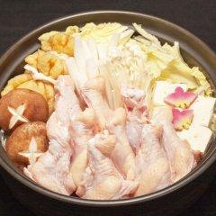 送料無料 宮崎県産 エビス鶏 水炊きセット 4人前 旨味が濃縮コラーゲンたっぷり