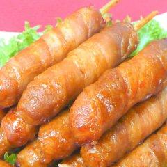 肉巻きおにぎり棒 送料無料 50g×4本 肉巻きおにぎり 宮崎名物 お試し お取り寄せ 豚肉 コシヒカリ