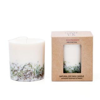 <img class='new_mark_img1' src='https://img.shop-pro.jp/img/new/icons55.gif' style='border:none;display:inline;margin:0px;padding:0px;width:auto;' />Soy Wax Candle:Moss | MUNIO CANDELA