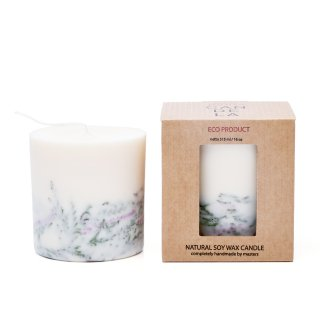 <img class='new_mark_img1' src='https://img.shop-pro.jp/img/new/icons15.gif' style='border:none;display:inline;margin:0px;padding:0px;width:auto;' />Soy Wax Candle:Heather  | MUNIO CANDELA