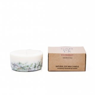 <img class='new_mark_img1' src='https://img.shop-pro.jp/img/new/icons15.gif' style='border:none;display:inline;margin:0px;padding:0px;width:auto;' />Soy Wax Candle:Moss | MUNIO CANDELA