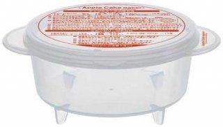 電子レンジで簡単 アップルケーキメーカー【電子レンジ専用】/APCM1_043949