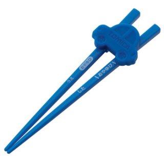 トミカ シリコンホルダー付き 子供用 トレーニング箸【右利き用】/ATC1_221996