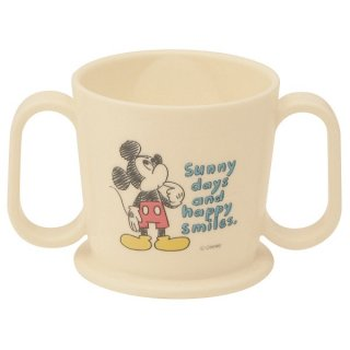 【ベビー用品】トレーニングマグコップ ミッキーマウス ミッキースケッチ/KTR1_250569