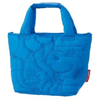 スヌーピー 洗えるソフトランチバッグ 2重タイプ/KLD1_274138